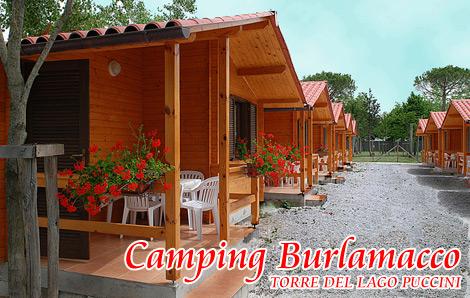 Camping burlamacco campeggio burlamacco a viareggio for Case torre del lago